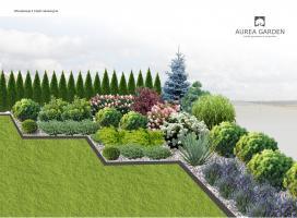 Aurea Garden - Projekty ogrodów - Gorzów