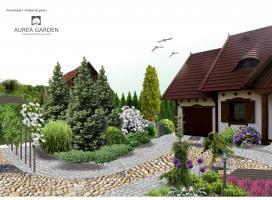 Aurea Garden - Projektowanie ogrodów - Szczecin