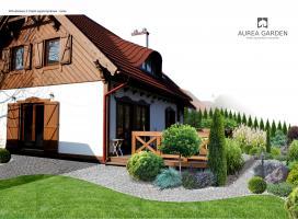 Aurea Garden - Ogrody - Projekty ogrodów - Szczecin
