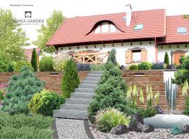 Aurea Garden - ogrody i projekty ogrodów Szczecin