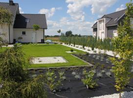 Ogród nowoczesny Gorzów Wlkp