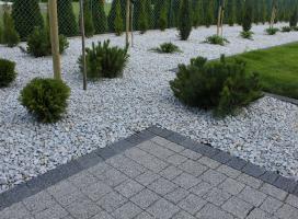 Ogród geometryczny Gorzów Wlkp