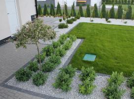 Nowoczesny ogród formalny Gorzów Wlkp