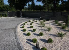 Ogród rodzinny Gorzów Wlkp