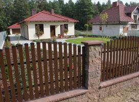 Ogrodzenie murowane Joniec kolor vera
