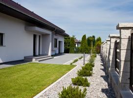 Ogrodzenie Skała Lubuska Aurea Garden Krzysztof Struzik