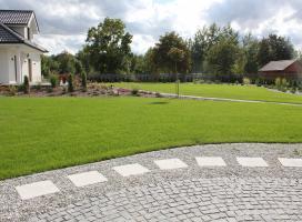 Trawnik z siewu
